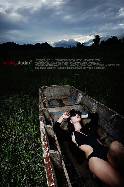 Alexandra Merle-Sivasri @MSI Modeling Agency in Bangkok Thailand_By Miss Josie Sang+66817223696