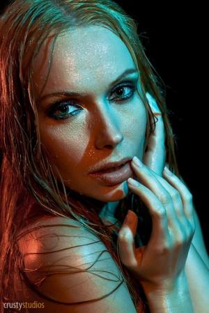 Model: Irina Lysiuk, MUA: Natalie Lorence
