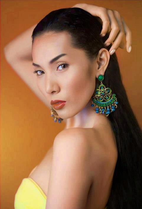 Nikki Irean Mesale @Model Society International (MSI) Modeling Agency in Bangkok Thailand By Miss Josie Sang (4)