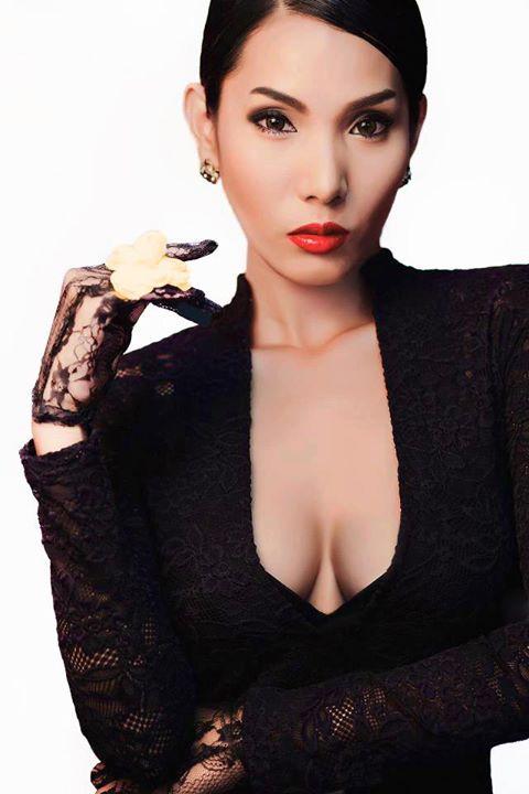 Nikki Irean Mesale @Model Society International (MSI) Modeling Agency in Bangkok Thailand By Miss Josie Sang (5)