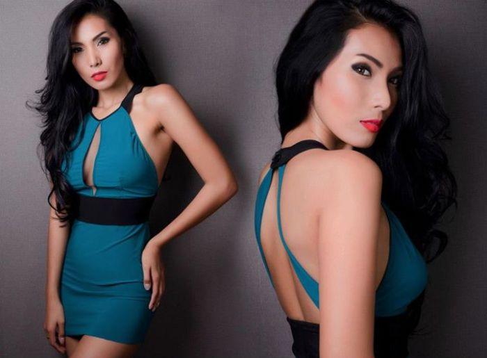 Nikki Irean Mesale @Model Society International (MSI) Modeling Agency in Bangkok Thailand By Miss Josie Sang (7)