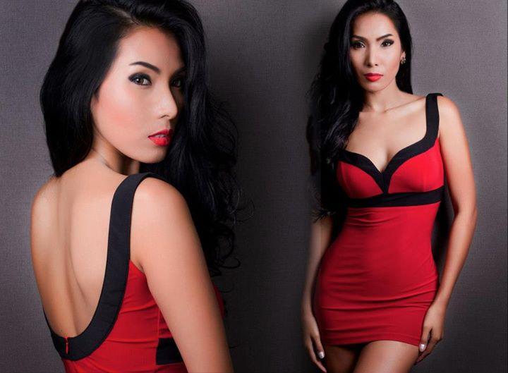 Nikki Irean Mesale @Model Society International (MSI) Modeling Agency in Bangkok Thailand By Miss Josie Sang (9)