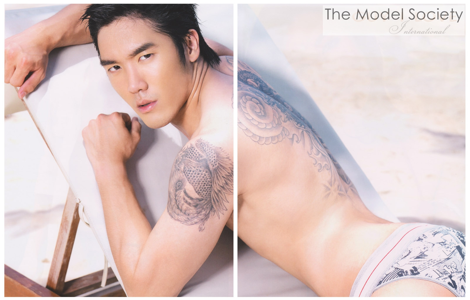 Tum Adul-Asian Male Model_MSI Modeling Agency in Bangkok Thailand_By ...