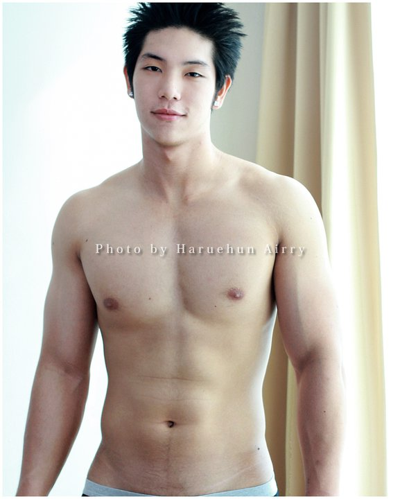 Pae Sataporn – Thai Male Model | MSI | MODEL SOCIETY INTERNATIONAL