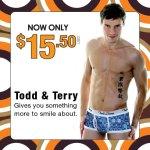 Photo Shoot  Men's Underwear SwimwearTodd & TerryAustralia (2)