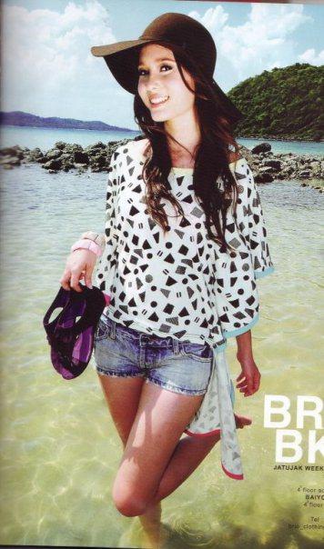 Siri L@Model Society International (MSI) Modeling Agency in Bangkok Thailand By Miss Josie Sang___ (54)