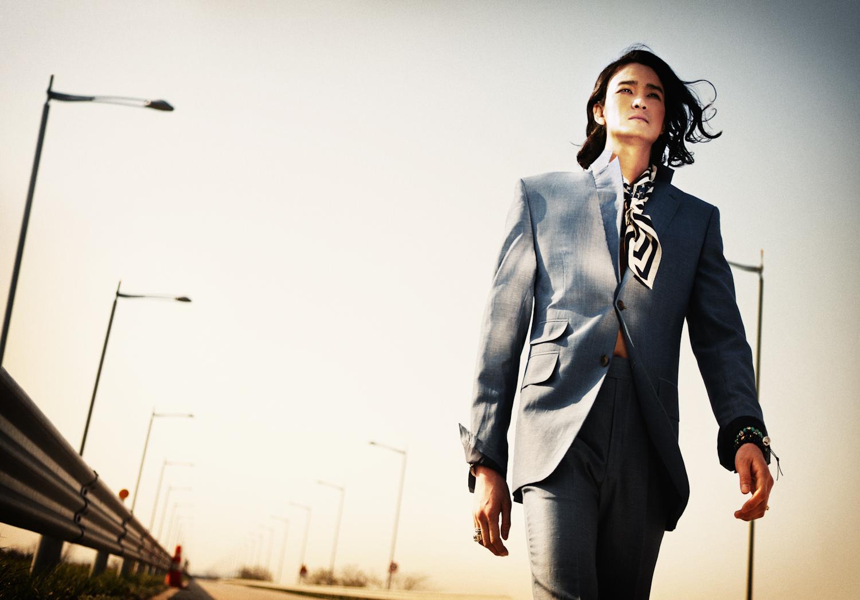 Nam kyu kim korean male model msi 2 msi model for Msi international