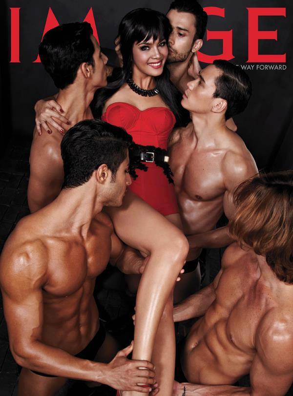 Adel S-IMAGE Magazine Thailand