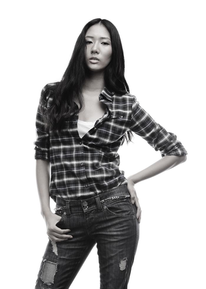 Da Won Kim  Korean Female Model_MSI (9)