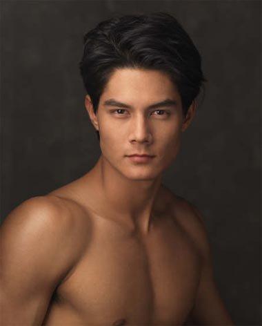 Daniel Kenji Matsunaga Male Model Msi Model Society