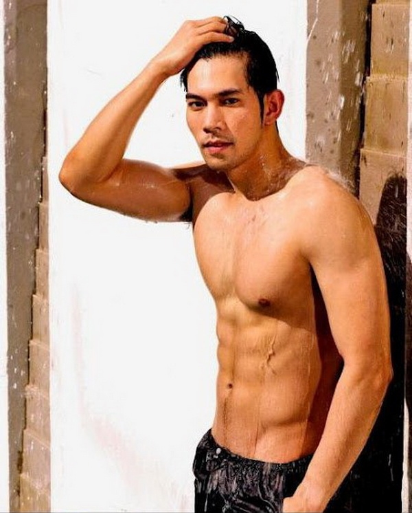 Pudit K | Thai Male Model | MSI | MODEL SOCIETY INTERNATIONAL