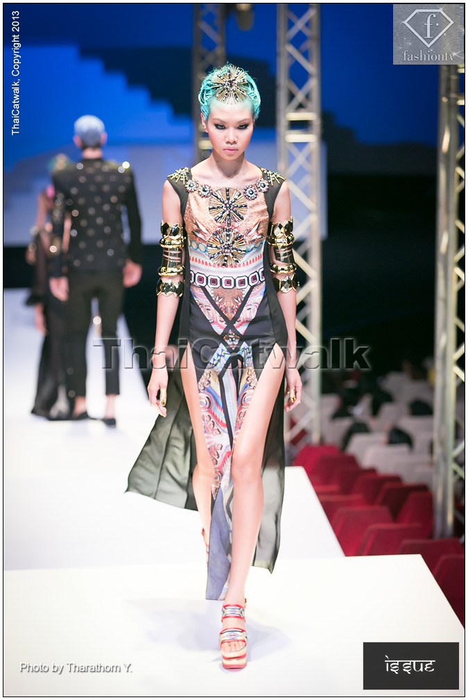 ELLE Fashion Week_MSI Modeling Agency in Bangkok Thailand_By Miss Josie Sang__1