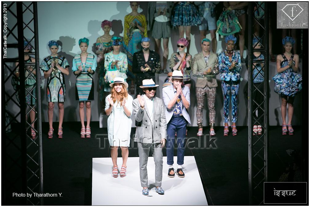 ELLE Fashion Week_MSI Modeling Agency in Bangkok Thailand_By Miss Josie Sang__7