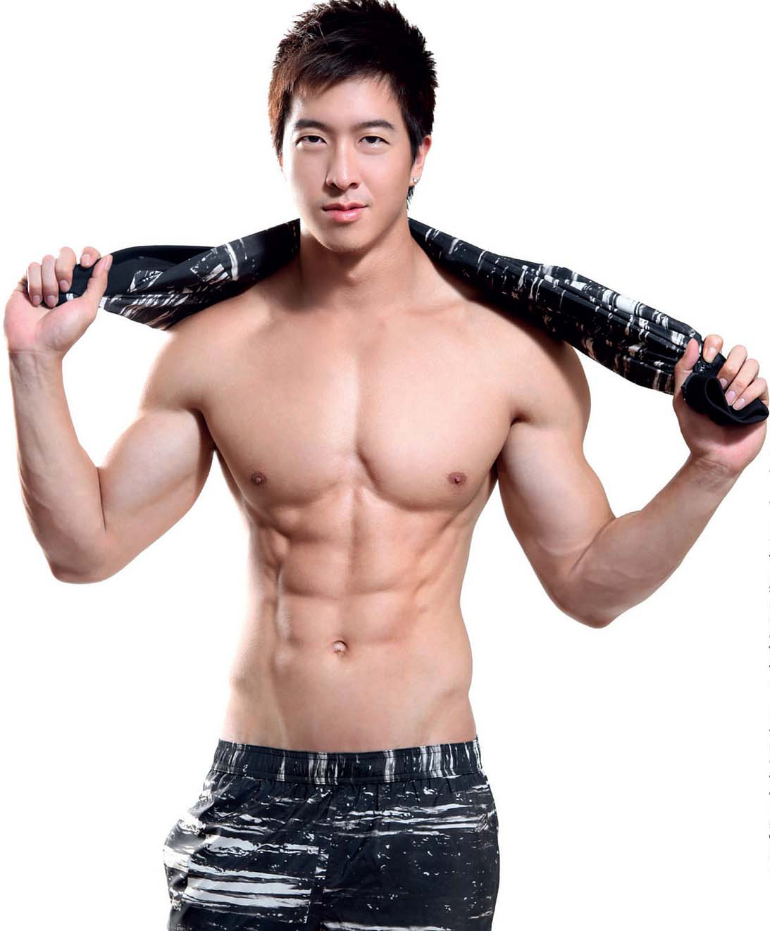 Jason Chee Sexy Asian Male Model Msi Modeling Agency In