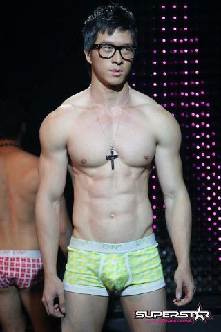 Jason Chee Singaporean Male Model Msi Model Society