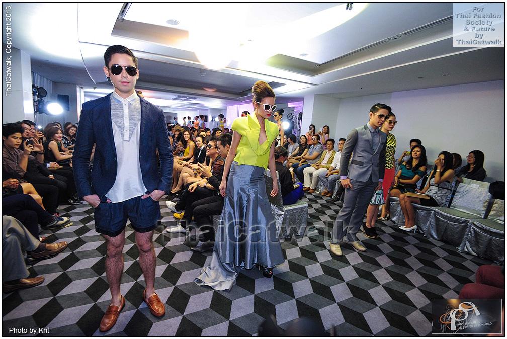 pq Eyewear by Ron Arad_Yayaying-Rhatha Phongam (ญาญ่าญิ๋ง-รฐา โพธิ์งาม)_New-Chaiyapol Julien Poupart (นิว ชัยพล จูเลี่ยน พูพาร์ค)_MSI_Modeling_32
