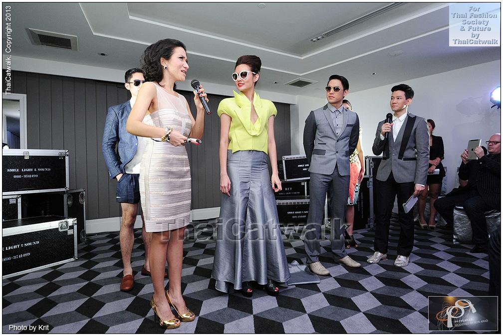 pq Eyewear by Ron Arad_Yayaying-Rhatha Phongam (ญาญ่าญิ๋ง-รฐา โพธิ์งาม)_New-Chaiyapol Julien Poupart (นิว ชัยพล จูเลี่ยน พูพาร์ค)_MSI_Modeling_33