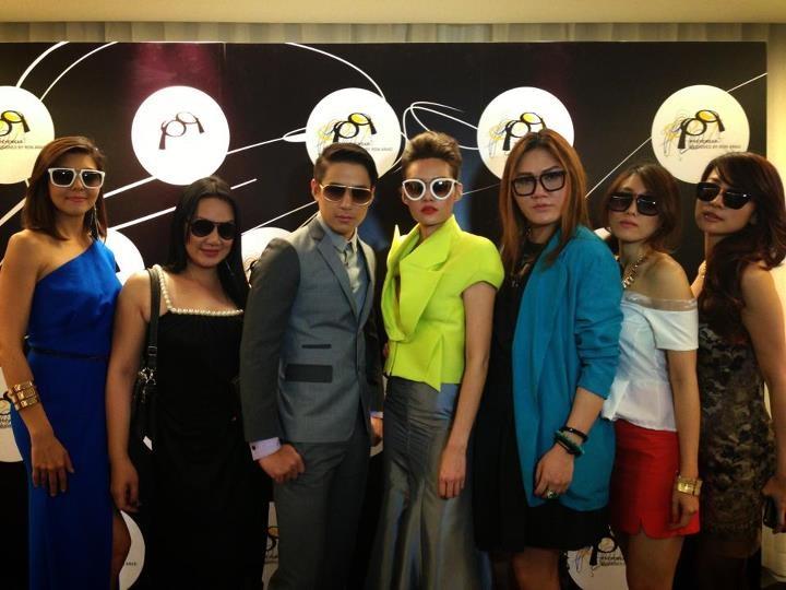 pq Eyewear by Ron Arad_Yayaying-Rhatha Phongam (ญาญ่าญิ๋ง-รฐา โพธิ์งาม)_New-Chaiyapol Julien Poupart (นิว ชัยพล จูเลี่ยน พูพาร์ค)_MSI_Modeling_14