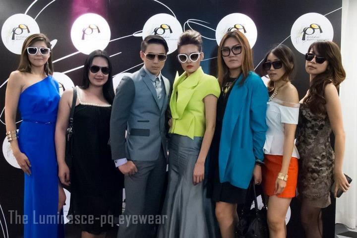 pq Eyewear by Ron Arad_Yayaying-Rhatha Phongam (ญาญ่าญิ๋ง-รฐา โพธิ์งาม)_New-Chaiyapol Julien Poupart (นิว ชัยพล จูเลี่ยน พูพาร์ค)_MSI_Modeling_19