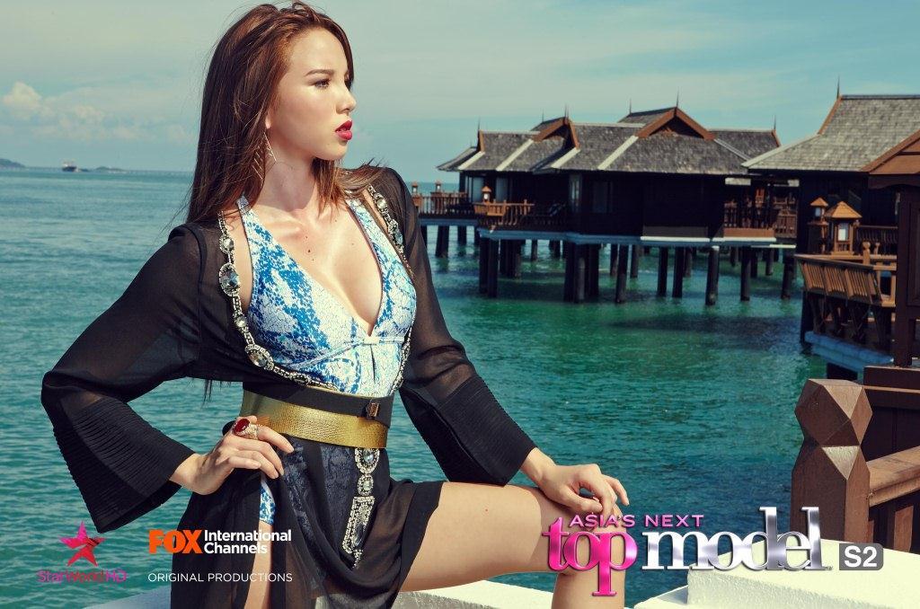 TIA - Asia's Next Top Model (cycle 2)