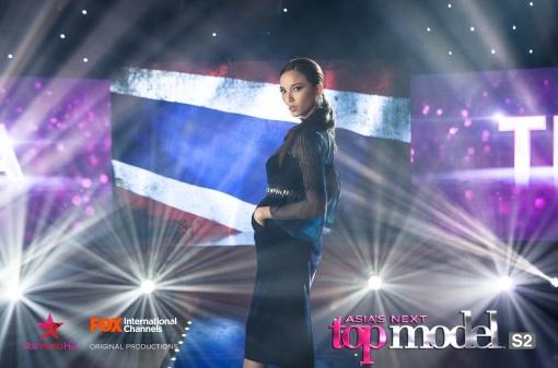 Tia-Asia's Next Top Model Cycle2