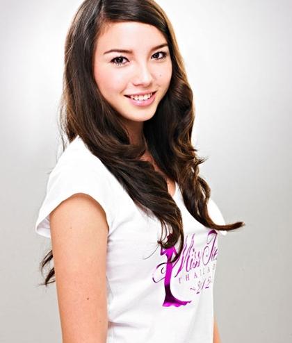 Tia Li Taveepanichpan เทีย ลี่ ทวีพาณิชย์พันธุ์ Miss Teen Thailand (7)