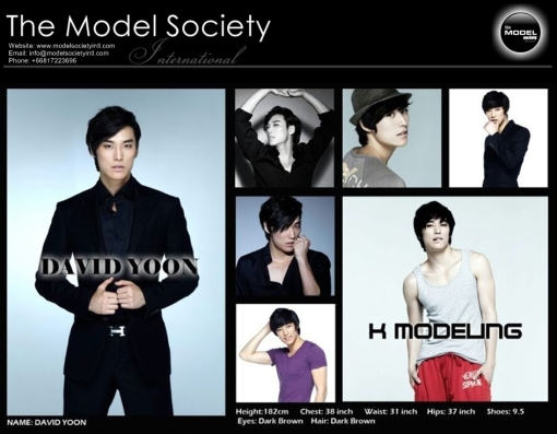 David Yoon_Korean_Agency MSI   The Model Society International Modeling Agency Bangkok Thailand_New 2013