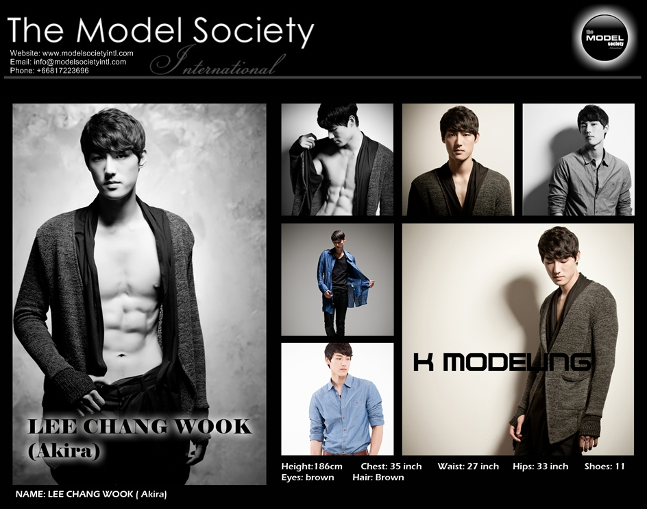 Lee Chang Wook_Korean_Agency MSI   The Model Society International Modeling Agency Bangkok Thailand_New 2013