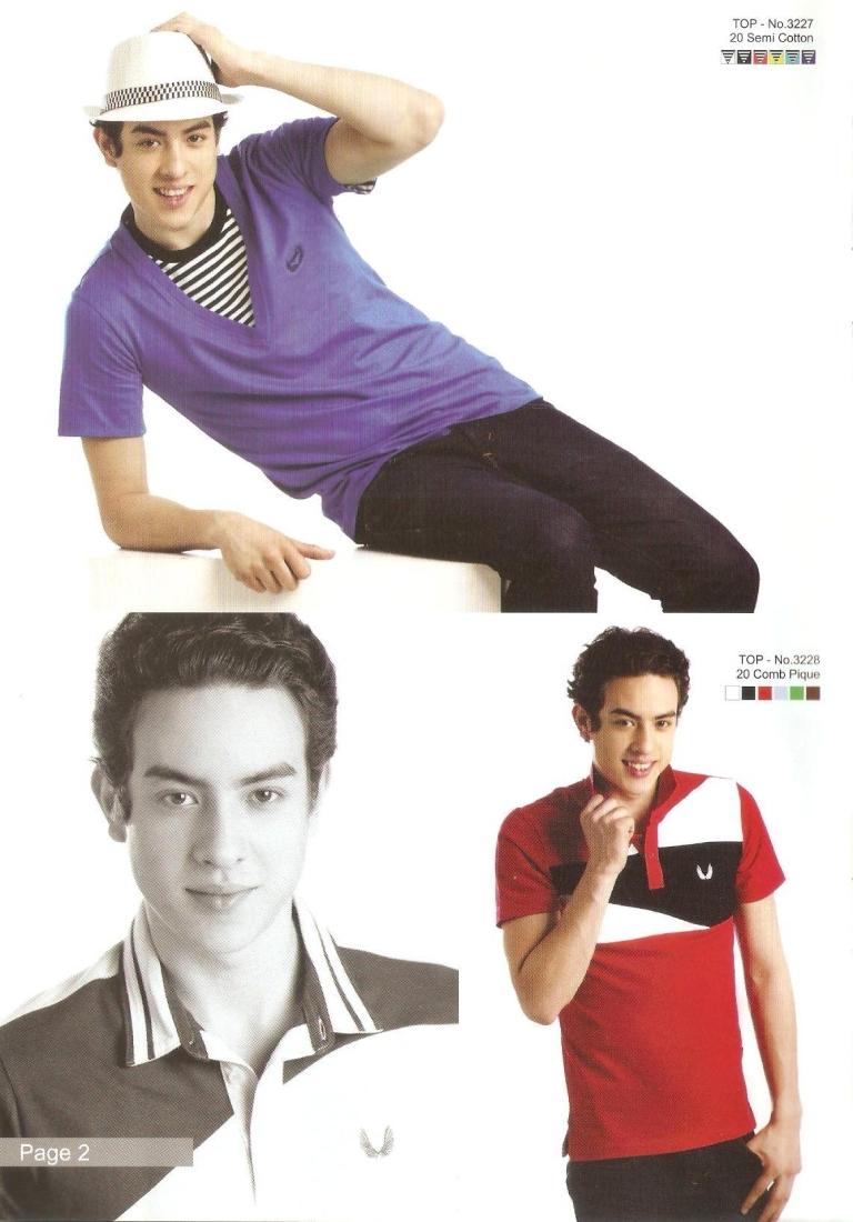 NO PROBLEM Look Book-Anna D-Alex U-MSI Modeling Agency in Bangkok Thailand2