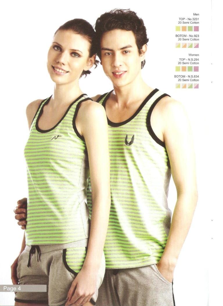 NO PROBLEM Look Book-Anna D-Alex U-MSI Modeling Agency in Bangkok Thailand4