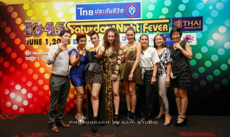104.5 Saturday Night Fever -  @MSI Modeling Agency in Bangkok Thailand_By Miss Josie Sang (5)