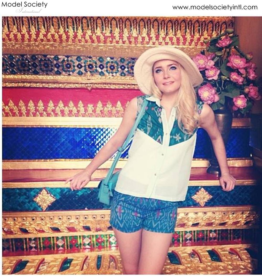 Alexandra Aukes@MSI Model Society Modeling Agency in Bangkok Thailand_By Miss Josie Sang__ (3)