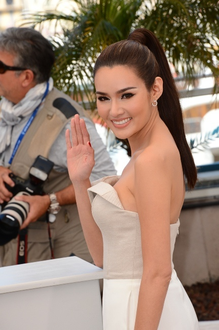 @yayaying_yaya Yayaying Rhatha Phongam in #Cannes2013 #Only God Forgives @Model Society International (MSI) Modeling Agency in Bangkok Thailand By Miss Josie Sang (3)