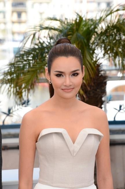 @yayaying_yaya Yayaying Rhatha Phongam in #Cannes2013 #Only God Forgives @Model Society International (MSI) Modeling Agency in Bangkok Thailand By Miss Josie Sang (4)