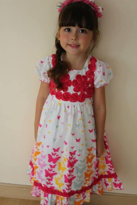 KIDS MODEL - GIRLS - Katie T C @Model Society International (MSI) Modeling Agency in Bangkok Thailand By Miss Josie Sang (10)