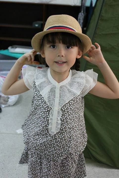 KIDS MODEL - GIRLS - Katie T C @Model Society International (MSI) Modeling Agency in Bangkok Thailand By Miss Josie Sang (16)