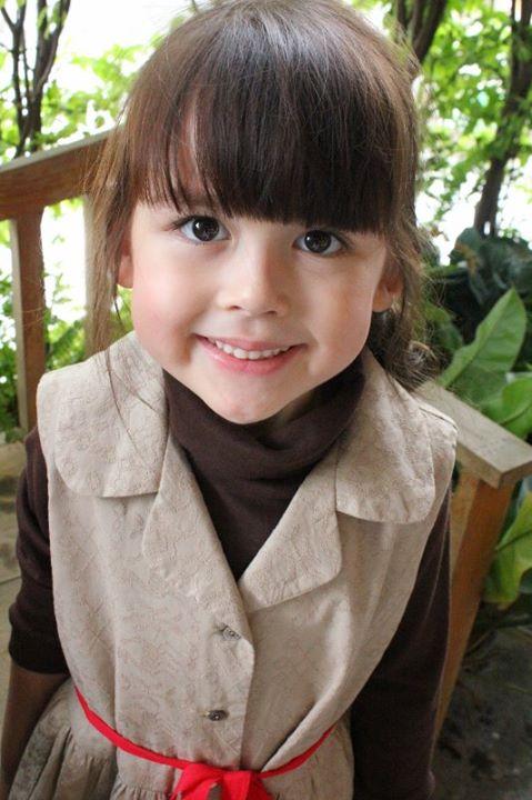 KIDS MODEL - GIRLS - Katie T C @Model Society International (MSI) Modeling Agency in Bangkok Thailand By Miss Josie Sang (4)