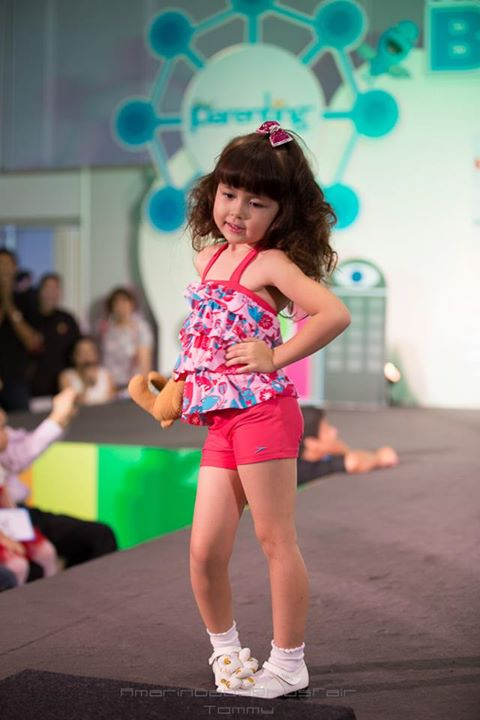 KIDS MODEL - GIRLS - Katie T C @Model Society International (MSI) Modeling Agency in Bangkok Thailand By Miss Josie Sang (6)