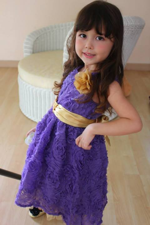 KIDS MODEL - GIRLS - Katie T C @Model Society International (MSI) Modeling Agency in Bangkok Thailand By Miss Josie Sang (8)