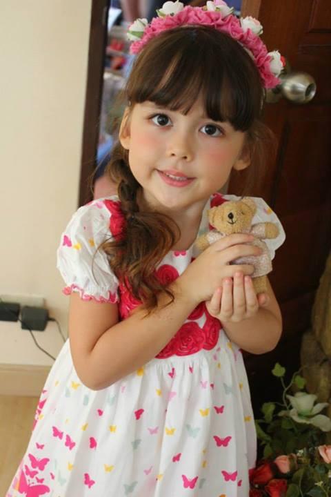 KIDS MODEL - GIRLS - Katie T C @Model Society International (MSI) Modeling Agency in Bangkok Thailand By Miss Josie Sang (9)