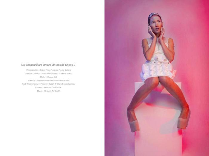 Bell Nassara @Model Society International (MSI) Modeling Agency in Bangkok Thailand By Miss Josie Sang (1)