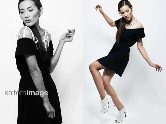 Bell Nassara @Model Society International (MSI) Modeling Agency in Bangkok Thailand By Miss Josie Sang (101)