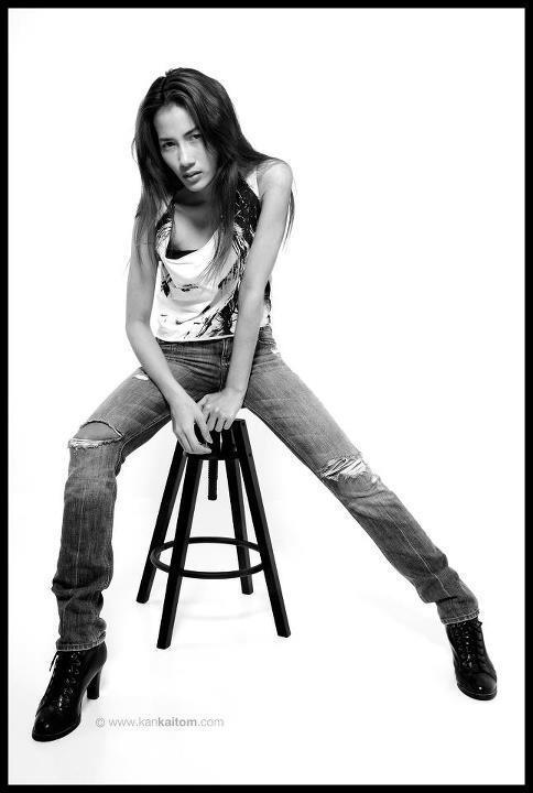 Bell Nassara @Model Society International (MSI) Modeling Agency in Bangkok Thailand By Miss Josie Sang (106)