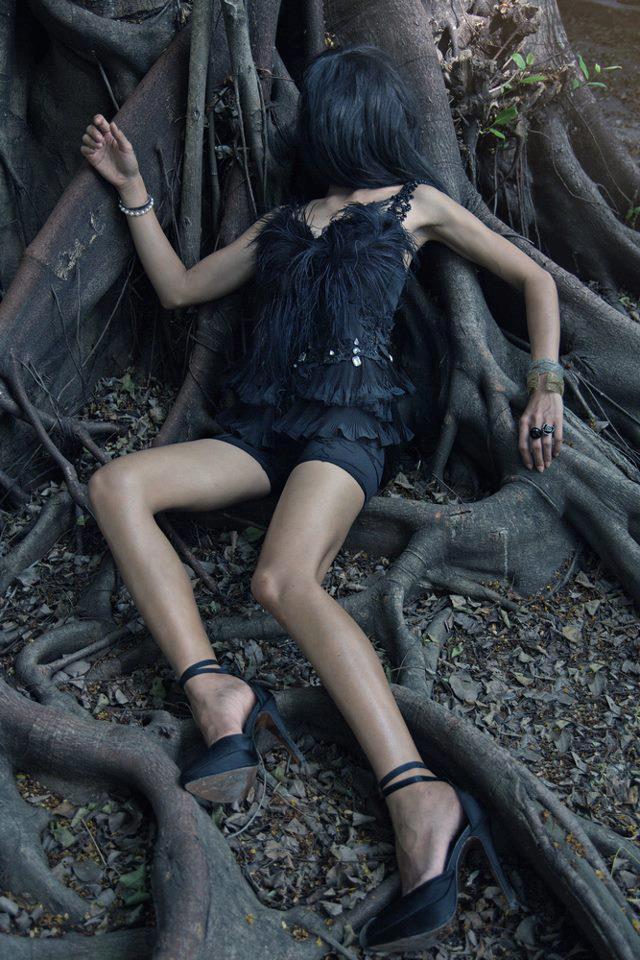 Bell Nassara @Model Society International (MSI) Modeling Agency in Bangkok Thailand By Miss Josie Sang (115)