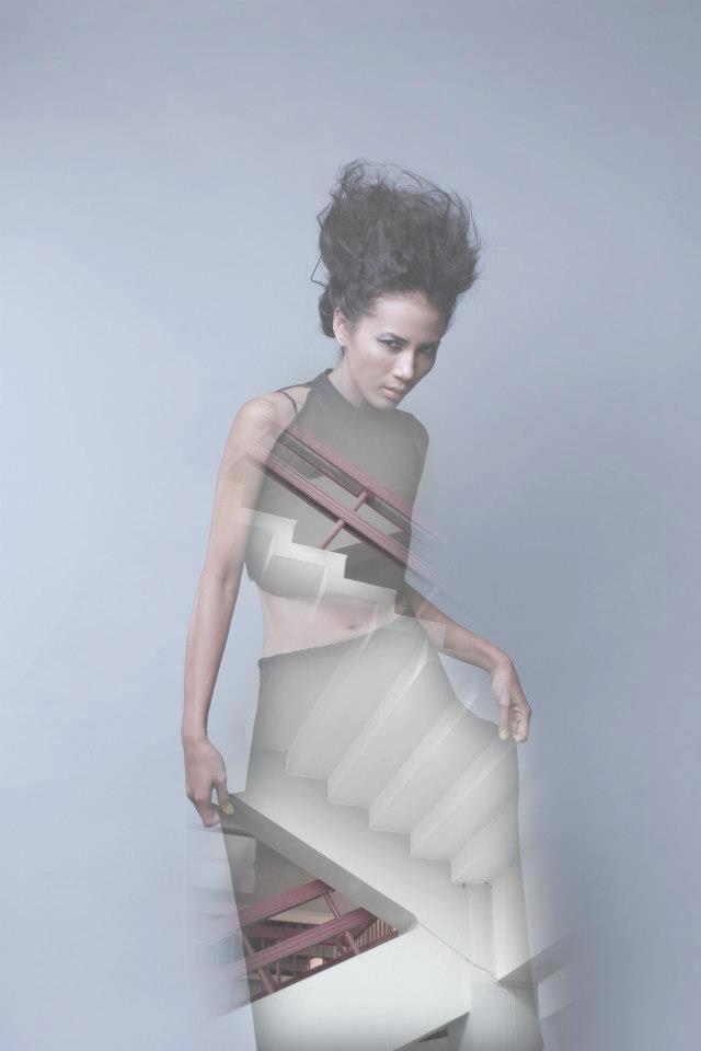 Bell Nassara @Model Society International (MSI) Modeling Agency in Bangkok Thailand By Miss Josie Sang (12)