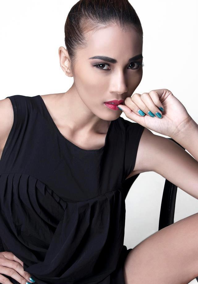 Bell Nassara @Model Society International (MSI) Modeling Agency in Bangkok Thailand By Miss Josie Sang (120)
