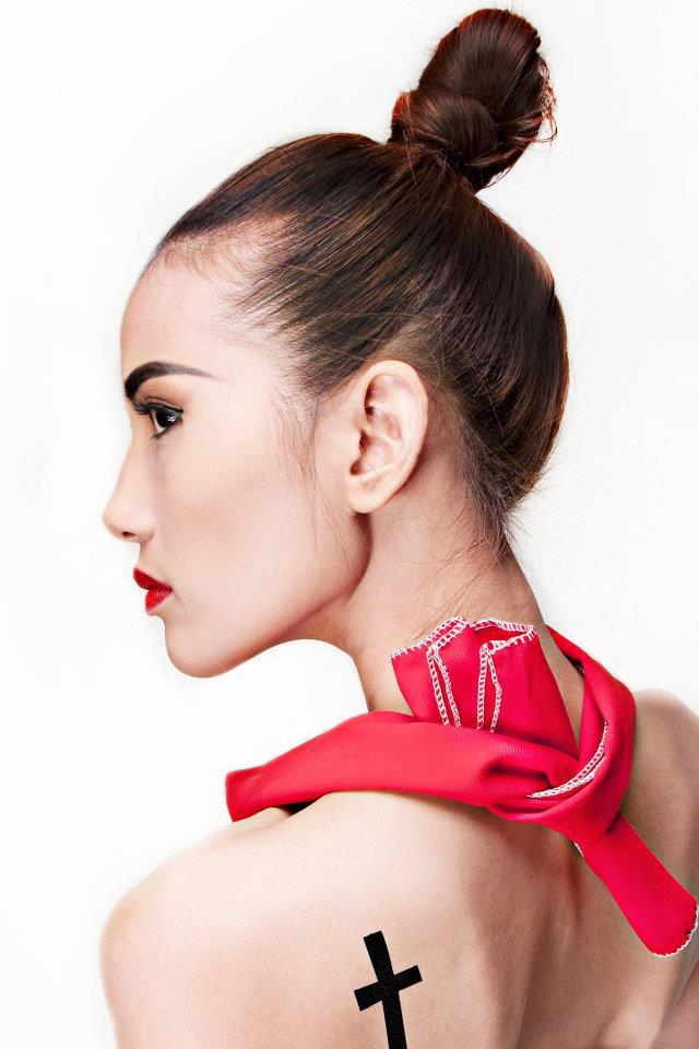 Bell Nassara @Model Society International (MSI) Modeling Agency in Bangkok Thailand By Miss Josie Sang (121)