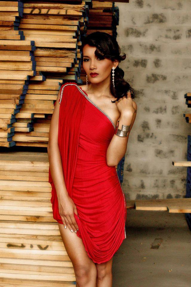 Bell Nassara @Model Society International (MSI) Modeling Agency in Bangkok Thailand By Miss Josie Sang (122)
