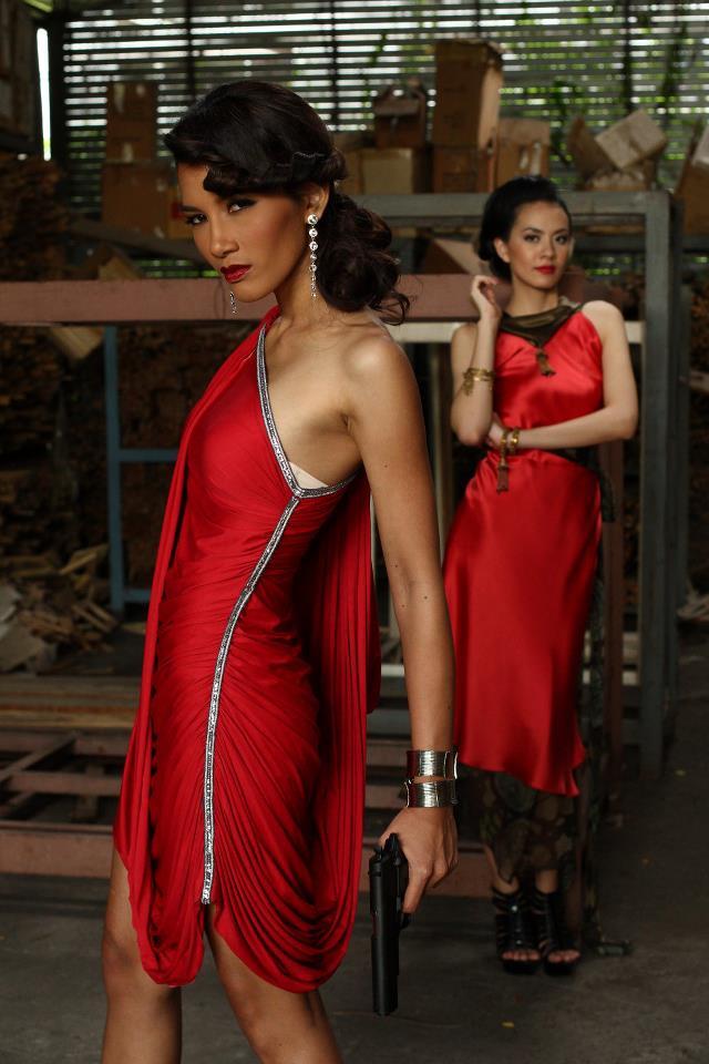 Bell Nassara @Model Society International (MSI) Modeling Agency in Bangkok Thailand By Miss Josie Sang (123)