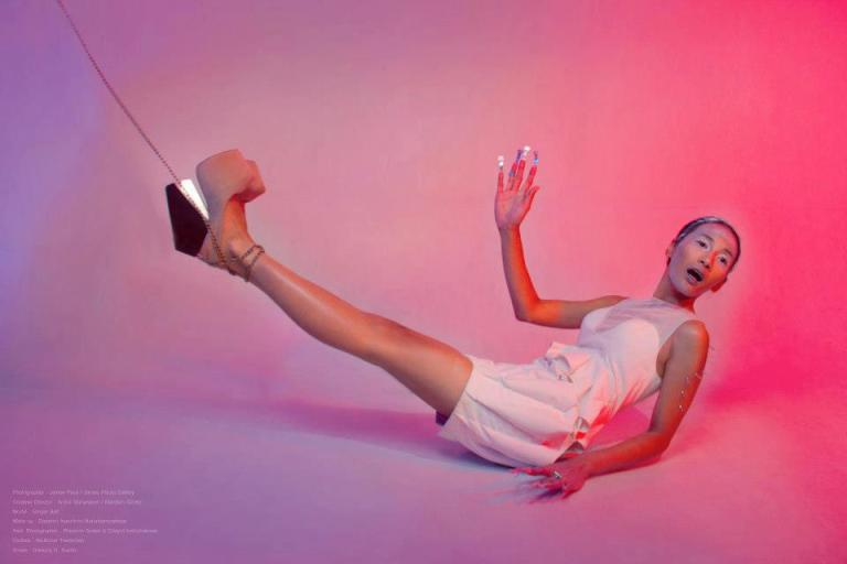 Bell Nassara @Model Society International (MSI) Modeling Agency in Bangkok Thailand By Miss Josie Sang (127)